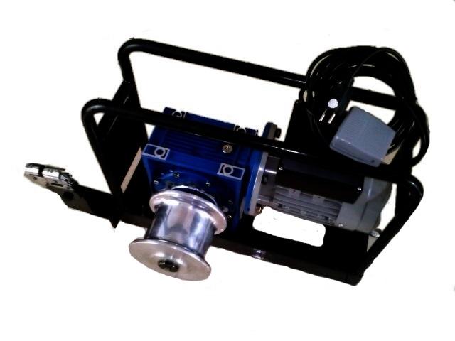 Produsen Single capstan winch portable V2
